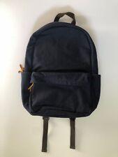 Rare Alternative Apparel Indigo Commuter Basic Cotton Backpack Daypack Canvas