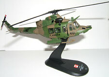 canadian army helicopter  Bell CH-146 Griffon model diecast  1:72 metal
