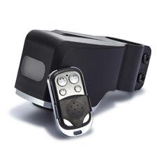 Fahrrad Alarm Fahrradalarmanlage mit Fernbedienung & Rücklicht Diebstahl-Schutz