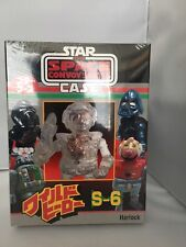 StarCase Harlock X-wing Pilot Clear With Guts Sofubi Star Wars case