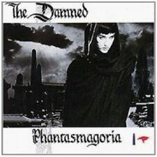 THE DAMNED - PHANTASMAGORIA  CD  11 TRACKS HARD 'N' HEAVY/ METAL/PUNK ROCK  NEW+