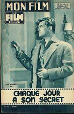 MON FILM  LE FILM COMPLET n°633 CHAQUE JOUR A SON SECRET J.MARAIS 1958 HUDSON R.