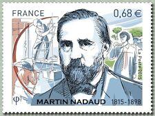 france 2015 Martin Nadaud 1815 - 1898 political man 1v mnh **