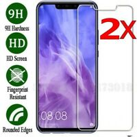 For Huawei Mate10& 20 & Pro 2Pcs 9H Premium Tempered Glass Screen Protector Film