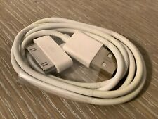 30-Pin Dock to USB Cable for iPhone 3Gs/4s, iPod, and Mac - 39 inch