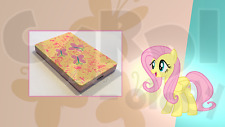 Custom Seagate 2TB Slim Hard Drive Fluttershy My Little Pony Friendship is Magic