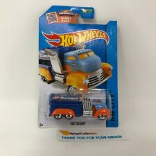 Fast Gassin * Treasure Hunt * 2015 Hot Wheels * ZA28