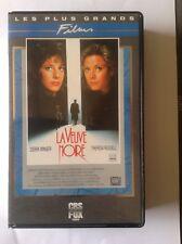VHS ~ LA VEUVE NOIRE ~ 1988 ~ DEBRA WINGER ~ THERESA RUSSEL