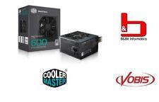 Cooler Master Alimentatore ATX 600W Masterwatt Lite 600 80+eu 230v  PFC Attivo