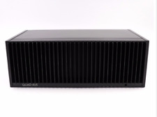 CLONE QUAD405 black chassis Power amp box DIY HIFI amplifier case