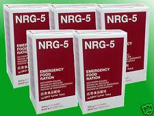 (13,20€/kg) 5x500g NRG-5 Notration, Kriesenvorsorge, Survival, Langzeitnahrung