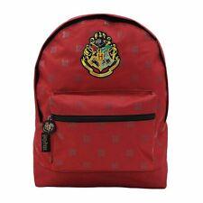 Harry Potter Hogwarts Escuela Crest Roxy mochila escolar bolsa-Liso Uni portátil