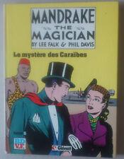 LEE FALK / PHIL DAVIS  ** MANDRAKE T.5. LE MYSTÈRE DES CARAÏBES ** EO 1984