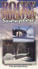 Rocky Mountain Rotary Snowplow DVD NEW- Cumbres Toltec Denver Rio Grande D&RGW