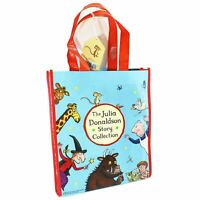 The Julia Donaldson 10 Books Story Bag Collection Set Gruffalo, Gruffalos Child