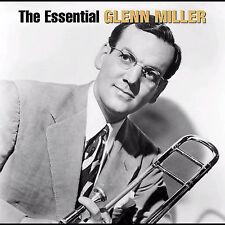 The Essential Glenn Miller [Bluebird/Legacy] by Glenn Miller (CD, Jun-2005, 2 Discs, Bluebird RCA (USA))