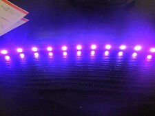 "LIGHT PINK 12"" 5050 SMD LED STRIPS  PAIR FITS ALL CARS TRUCKS MOTORCYCLES BOATS"
