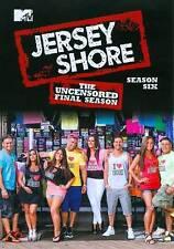 Jersey Shore: Season Six (DVD, 2013, 4-Disc Set)
