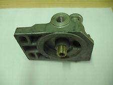 supporto filtro carburante gasolio fiat uno diesel support fuel filter