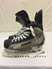 Bauer X40 Ice Hockey Skates Youth Boys Sz 4D -
