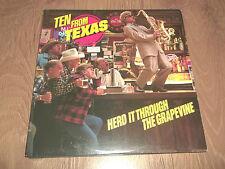 "V/A ""DIECI Mandria dal Texas ~ è attraverso il TAM-TAM"" ELEKTRA VINILE LP Ex/Ex"
