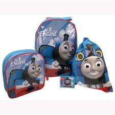 Set di valigie blu