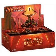 36 Booster BOX L'Era della Rovina - Hour of Devastation MTG MAGIC HOU Italian