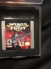 WINGS OF FURY GAMEBOY COLOR GAME GBC