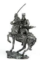 Cavalry 1:32 Scale Samurai with katana 1582 yr. tin toy soldier 54mm