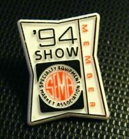 SEMA Member Lapel Pin - Vintage 1994 Show Specialty Equipment Market Association