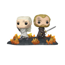 Funko POP Game of Thrones: Daenerys & Jorah at the Battle of Winterfell #86 New
