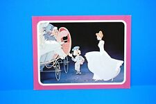 Vintage Walt Disney's Classics Cinderella Postcard WDC-15