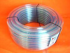 NEU PVC Schlauch 25m Wasserschlauch Benzinschlauch Luftschlauch 3 4 5 6 8 10 mm