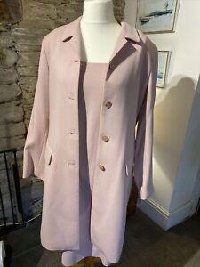 Dana Buchman Matching Jacket And Dress
