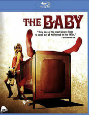 THE BABY (Blu-ray Disc, 2014) New / Factory Sealed / Free Shipping