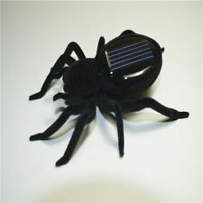 Educational Robot Scary Insect Gadget Solar Power Trick Toys Spider Tarantula