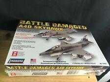 2007 NIB LINDBERG BATTLE DAMAGED A4D SKYHAWK 1/72 Scale AIRPLANE Model Kit 70963