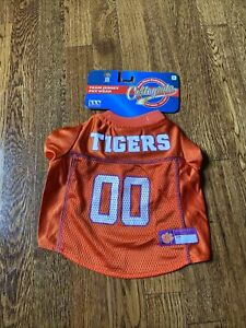 Collegiate Clemson Football Jersey For Dogs Cats - Sz- Small NWT
