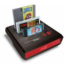 Consolas de videojuegos rojos Nintendo PAL