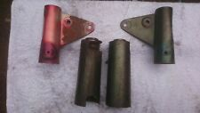 Honda cb350 four fork shrouds,  headlamp brackets and fittings
