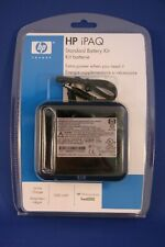 New HP iPAQ HW6000 in-line charger HSTNH-F02G 5V DC 2A + battery HSTNH-D06B