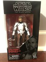 "Star Wars 6"" Black Series CLONE COMMANDER OBI-WAN KENOBI New***IN HAND***"