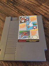 Super Mario Bros. / Duck Hunt / World Class Track Meet Nintendo NES Cart NE3