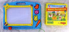 Spiel Hanni Honigbiene + Maltafel für Kinder ab 2