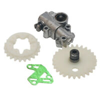 Oil Pump Gasket Worm Gear Spur Wheel Fits For STIHL MS028 038 048 380