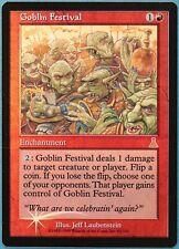 Goblin Festival FOIL Urza's Destiny NM Red Rare MAGIC CARD (ID# 225464) ABUGames