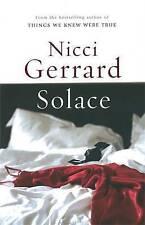 Solace, Gerrard, Nicci, Used; Good Book