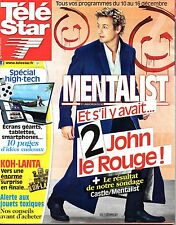 Mag 2011: SIMON BAKER (Mentalist)_RENAUD_LAURENT DELAHOUSSE_GERRA_BRUNO MADINIER