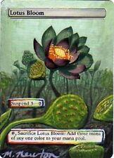 Floraison de Lotus altérée - Altered Lotus Bloom - Michael Newton - Magic mtg -