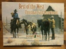 Leanin' Tree Greeting Cards 'Best of the West' Christmas Card Assortment
